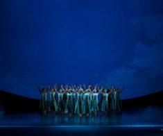 Балет Жусан и концертная программа Арнау