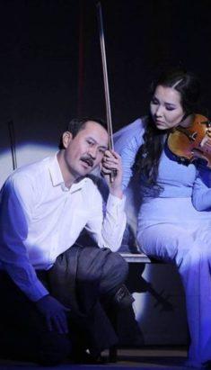 Музыкальная драма «Шәмші»