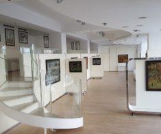 Выставка Династии художников Калимовых
