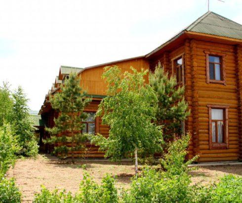 Загородный дом отдыха «Разгуляй»