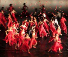 Национальный балет Китая (Пекин) на сцене театра «Astana Ballet»