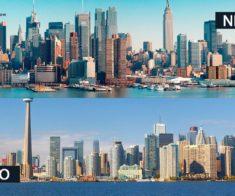 Летние каникулы для школьников в Торонто и Нью-Йорк