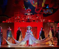 Опера «Турандот» (AstanaOpera)