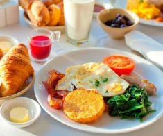 Лучшие завтраки в Астане