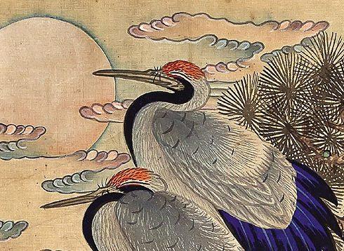Выставки корейской современной живописи «Минхва»