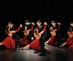 Уроки танго от Эндрю Кей