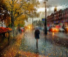 Театральная комедия»Дождь на соседней улице»
