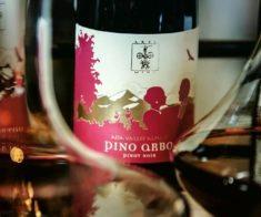 Дегустация Pinot Noir