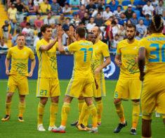 ФК Астана (Казахстан) — ФК АПОЭЛ (Кипр)