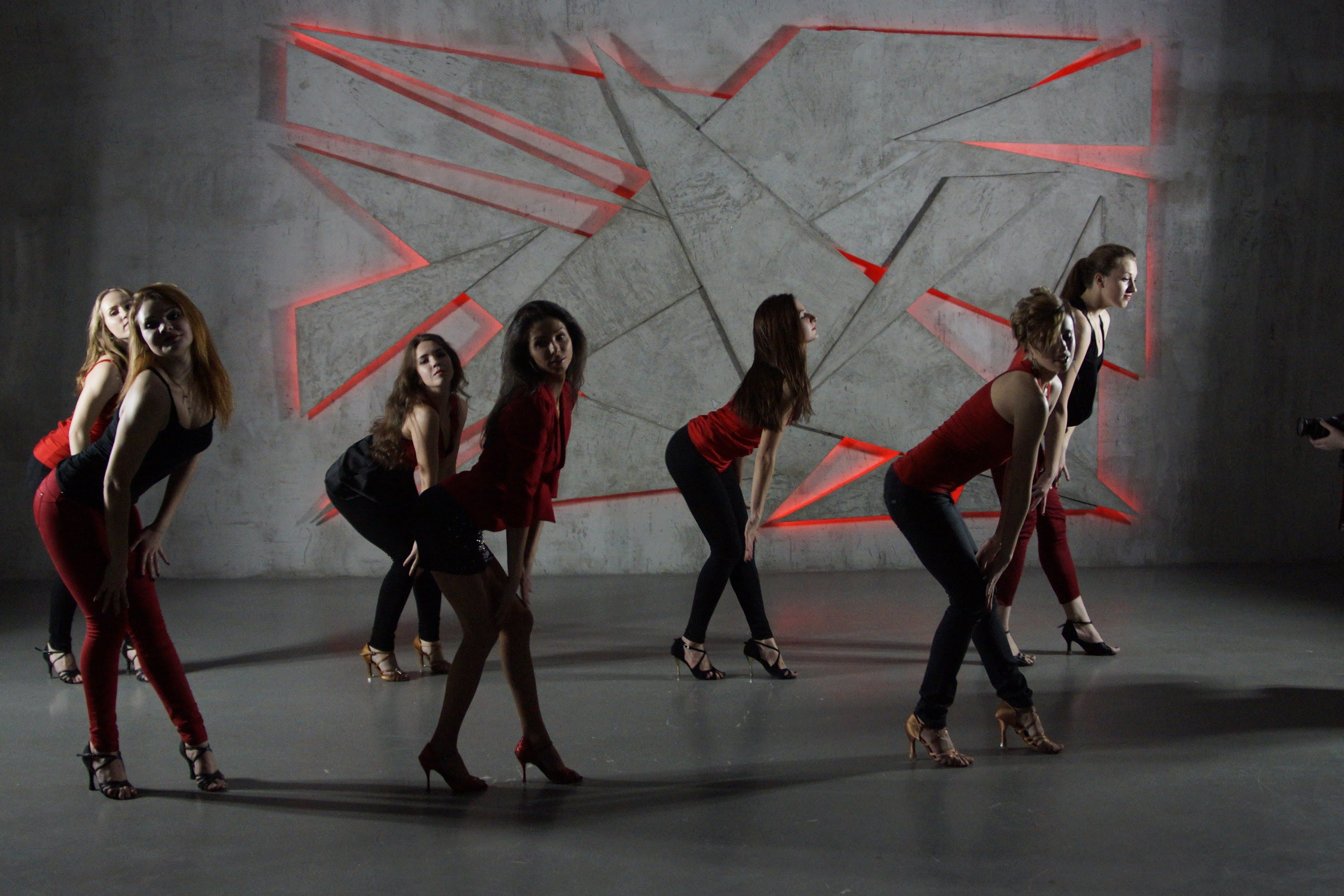 ladys dance