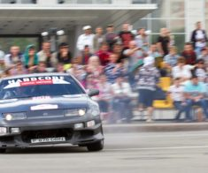 Кубок города Астаны по скоростному фигурному вождению