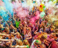 Color Fest Burabay