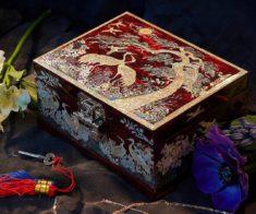 Выставка корейских традиционных инструментов и музыкальных шкатулок