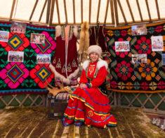 Традиционный народный праздник «Йыйын — 2018»