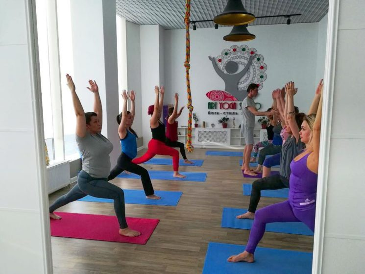 арт йога