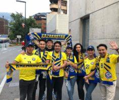 Матч Казахстан — Сан-Марино