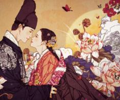 Выставка корейских гравюр «Улыбающийся мир»