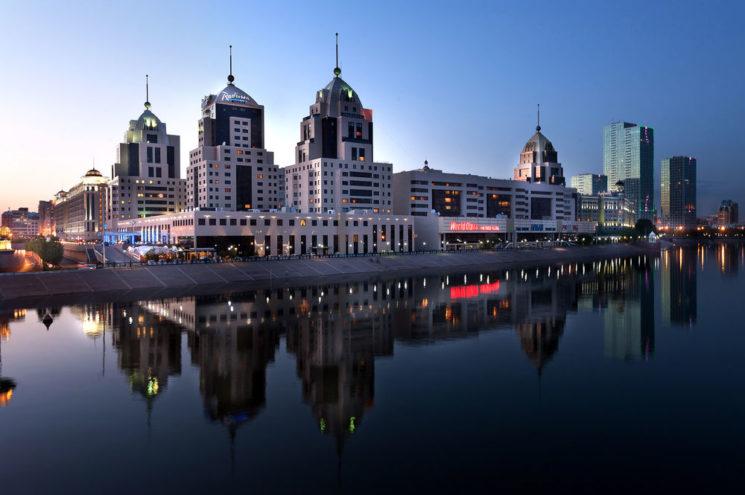 Radisson Astana Hotel