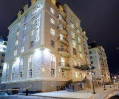 Апарт-отель Monaco