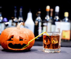 Hilton Astana: Halloween Party