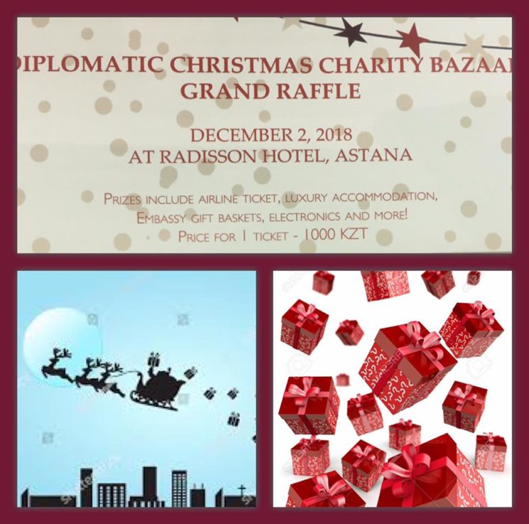 Diplomatic Christmas Charity Bazaar