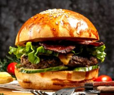 Yuframe Burger