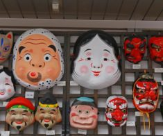 Выставки корейских традиционных масок