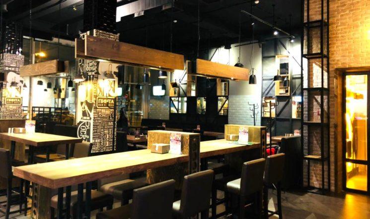 Ресторан Xalva
