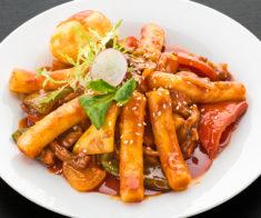 Кулинарный курс: «Кунджун токпокки» и «Кочуджан токпокки»