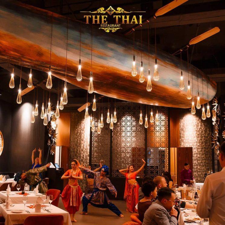 The Тhai