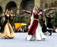 Грузинское шоу «Грузинские танцы»