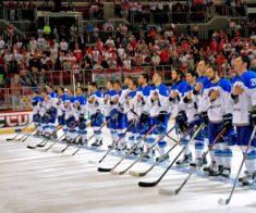Словения — Казахстан. Чемпионат мира по хоккею 2019