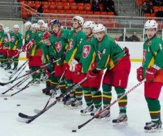 Литва — Беларусь. Чемпионат мира по хоккею 2019