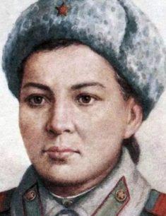 Фотовыставка «Женские имена в истории Казахстана – женщины на войне»