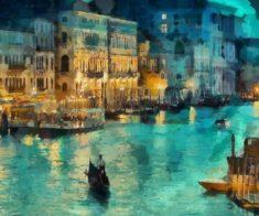 La regatta Veneziana (AstanaOpera)