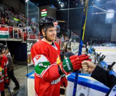 Литва — Венгрия. Чемпионат мира по хоккею 2019