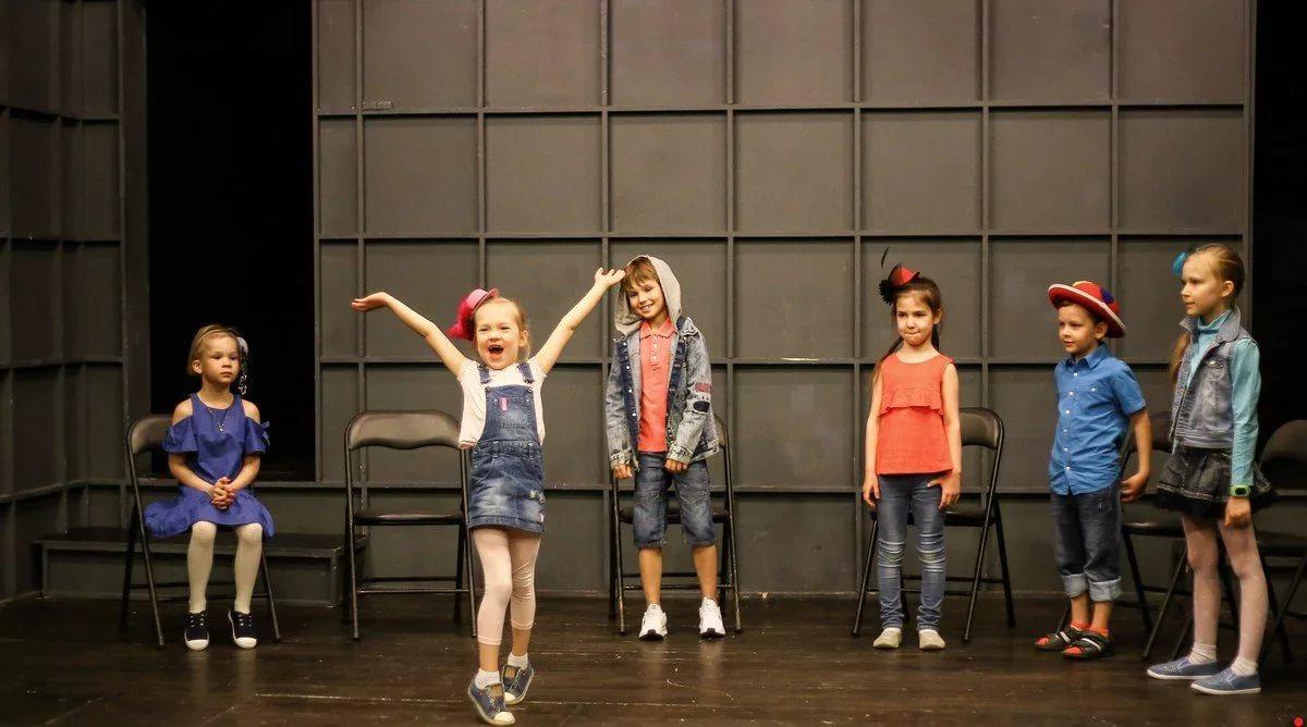 Актерское мастерство картинки для детей