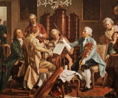 Великие имена: Й.Гайдн, В.А.Моцарт