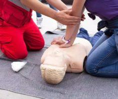 Тренинг по первой помощи