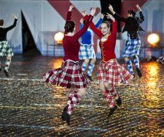 Вечер шотландских танцев