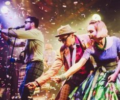 Вечеринка Рок-н-ролла «InterNations Astana Rock & Roll Party»