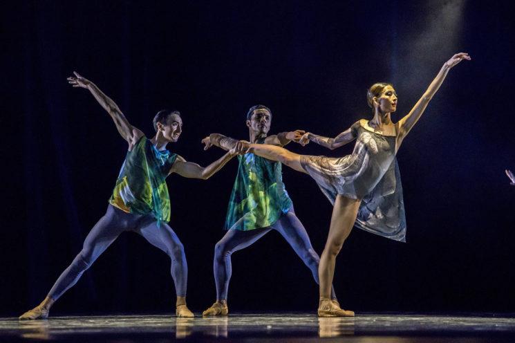 Премьера балета «Путешествие памяти» в Astana Ballet