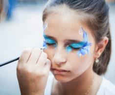 Аквагрим: подарите детям праздник