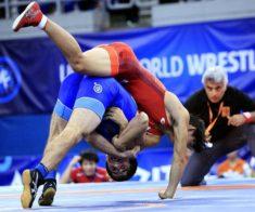 Чемпионат Мира по вольной, греко-римской и женской борьбе среди взрослых
