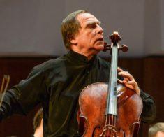 Концерт шедевры симфонической музыки с участием Сергея Ролдугина
