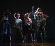 Набор в детскую театральную школу-студию