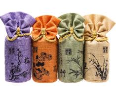 Мастер-класс: корейские мешочки для ароматов «чжинчжунанг»