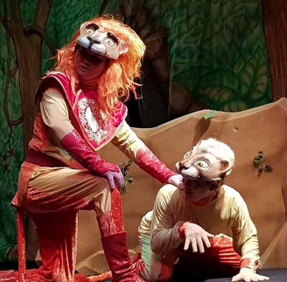 Король лев мюзикл