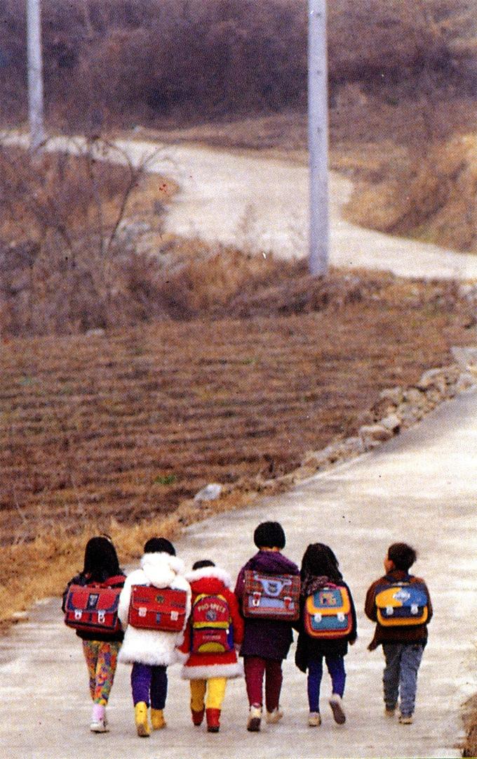 """Сеанс корейских фильмов: """"Думилли, открытие новой школы"""""""