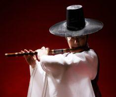Концерт корейского традиционного искусства «Нонак»
